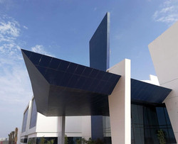 ST Mary School entrance