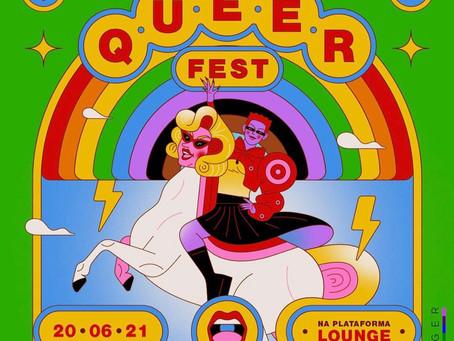 Queer Fest: o festival da diversidade.