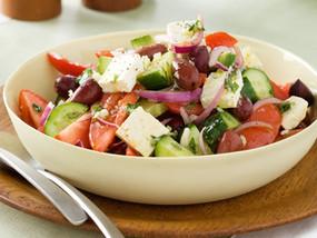 Recept: Griekse salade