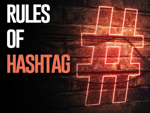 Rules of Hashtag