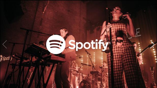 Spotify X Jungle
