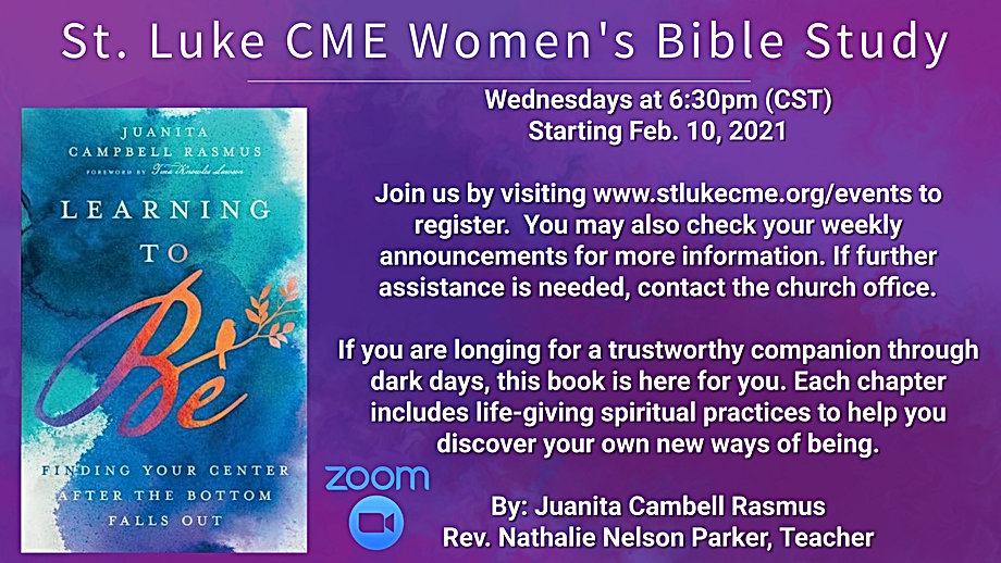 Learning to be Womens Bible Study (1) (1