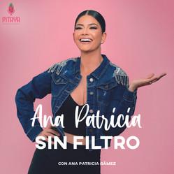 Sin Filtro / Ana Patricia Gámez