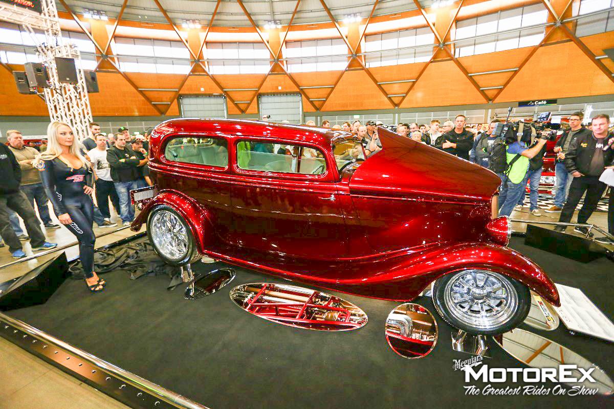 '34 Tudor MotorEx 2015