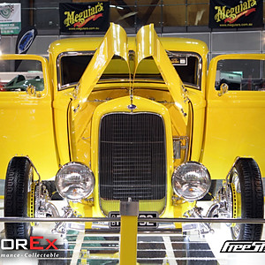 Pete & Pat's '32 Ford Hot Rod