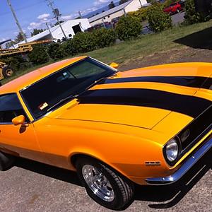 Mitch's '68 Camaro