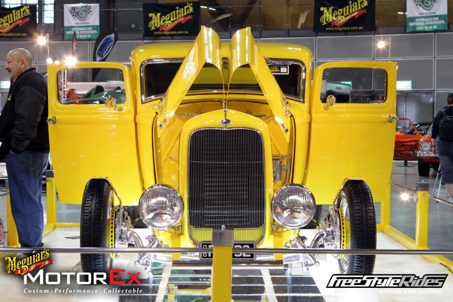 '32 Ford 2011