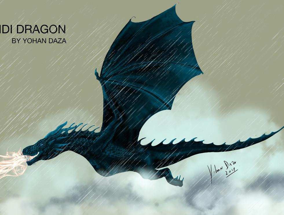 Venandi Dragon