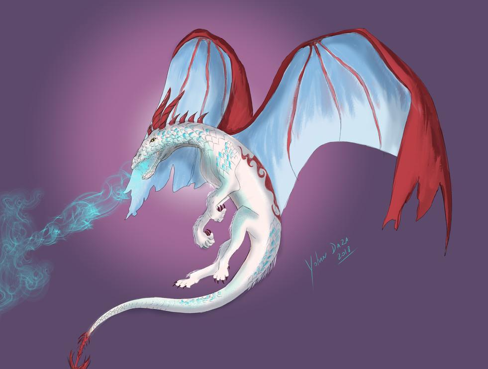 dragon frigus