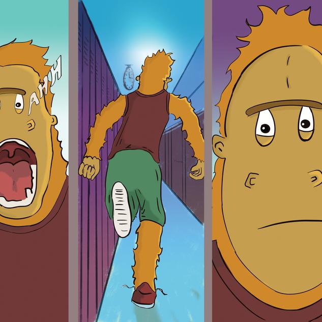 Bigfoot Gets Bullied
