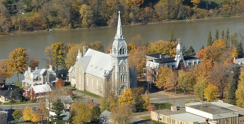 Église Saint-Ours