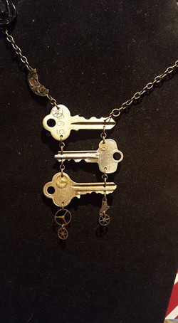 Horizontal Keys