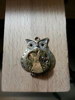 """""""Bobo"""" Athena's Owl"""
