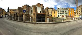 Alla scoperta di Interamnia  ... Teatro Romano