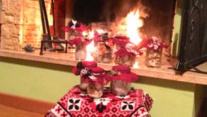 A Natale il barattolo si mette il cappello!