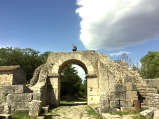 Porta monumentale