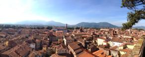 Oggi la Compagnia dei Viaggiatori vi porta a ... Lucca