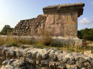 resti di templi