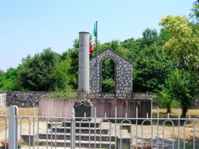 Teano, dove Garibaldi incontrò il re