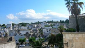 Oggi la Compagnia dei Viaggiatori vi porta a ... Alberobello.
