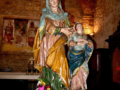 Alla scoperta di Interamnia ... Chiesa di Sant'Anna