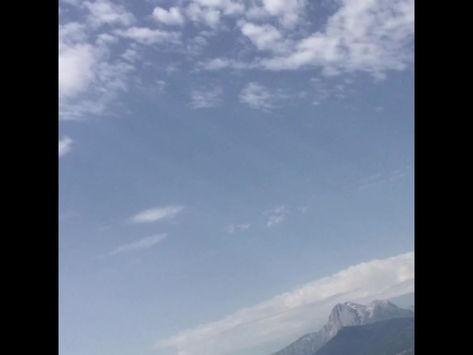 Nuvole ...