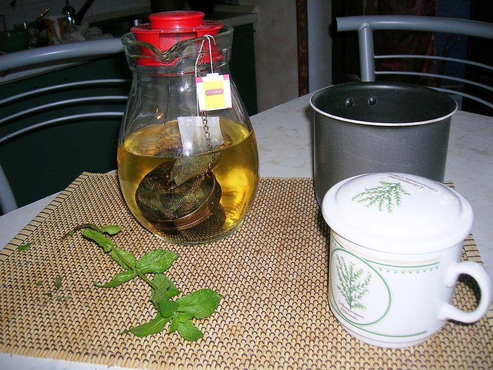 Bevanda tipica del Marocco.