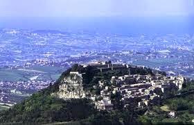 Quando fu proclamata l'Unità d'Italia la fortezza di Civitella del Tronto resisteva strenuamente.