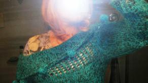 Morbidissime palline sul maglione