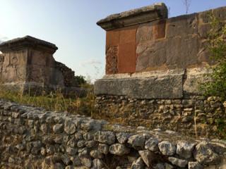 Una città romana sulla via Flaminia