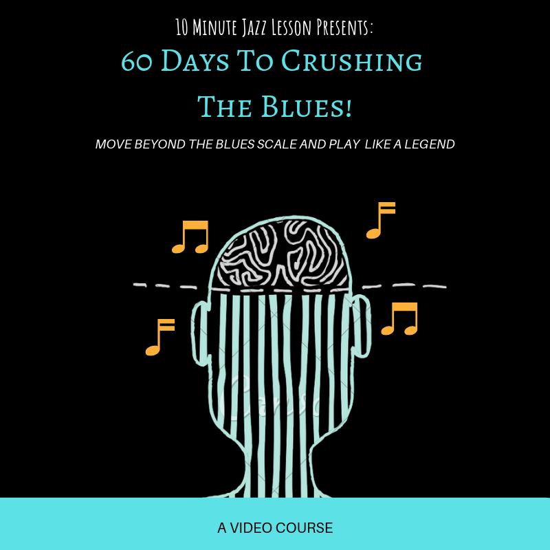 60 Days To Crushing The Blues Video Course