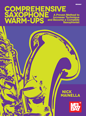 Comprehensive Saxophone Warm-Ups Book