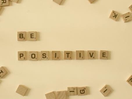 Como transformar negatividade em positividade