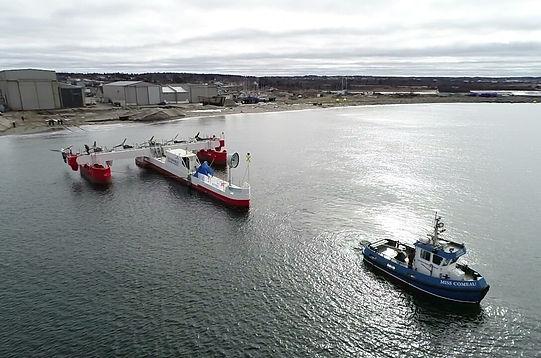 Sustainable Marine Unveils 'Next-gen Platform' ahead of World-leading Tidal Energy Project