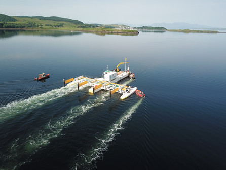 Tidal Stream Energy and How it Works