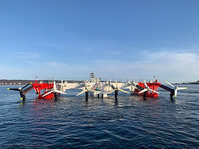Sustainable Marine Adopts German Aerospace and Wind Energy Technology to  Advance Tidal Turbine Foils