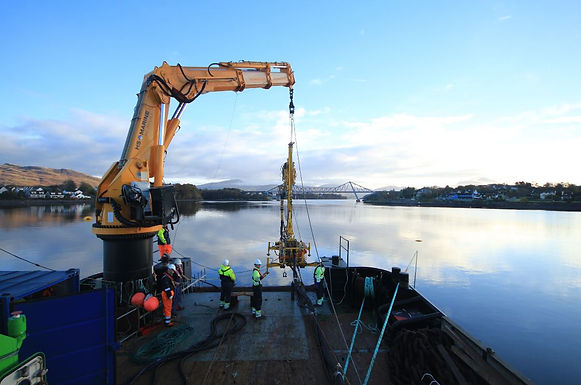 Green Marine (UK) Ltd and SME Join Forces to Deliver an Expanding Range of Anchoring Solution