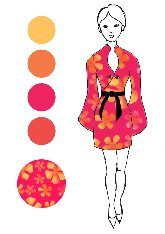 Oriental Look