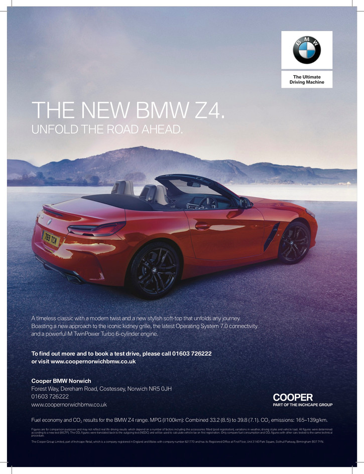 The new Z4.