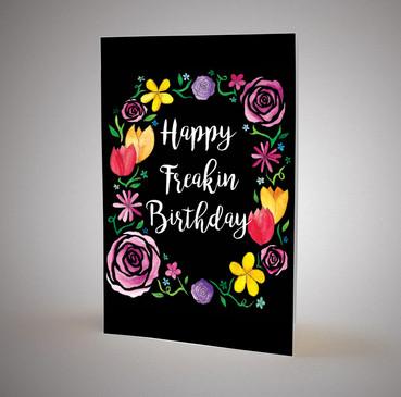 Happy Freakin Birthday