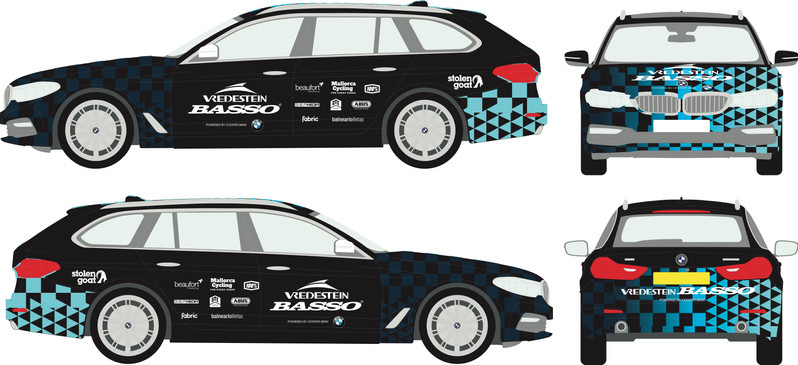 Vredstein Basso Cycling Livery