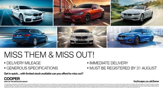 BMW Digital Asset
