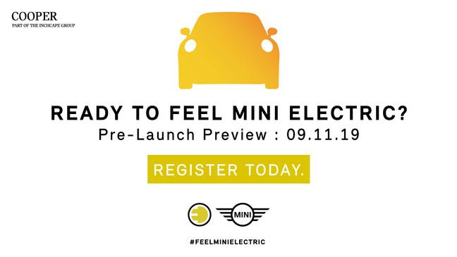 MINI Electric Preview Roadshow