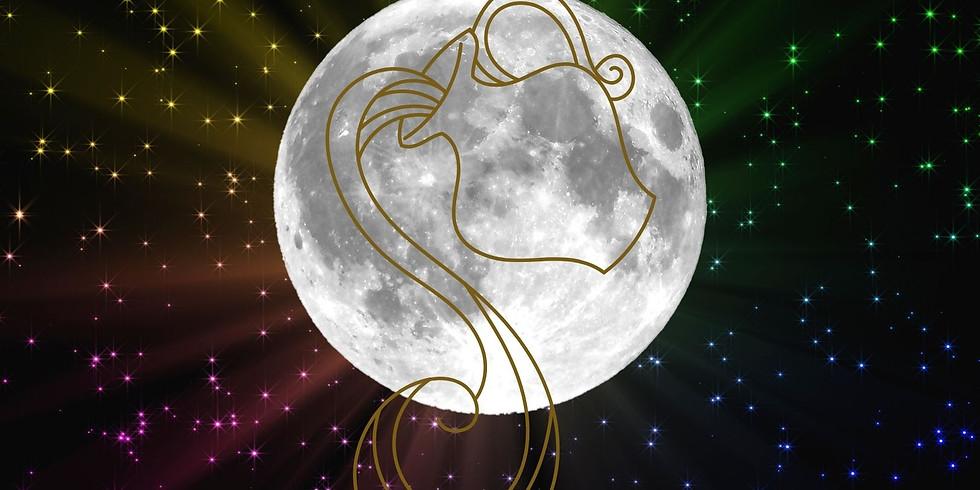 Full Moon Gong: JULY (BUCK MOON) (1)