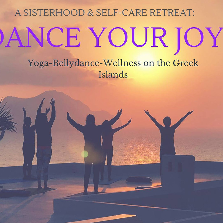 Dance your Joy:  Return to Greece. 2021.
