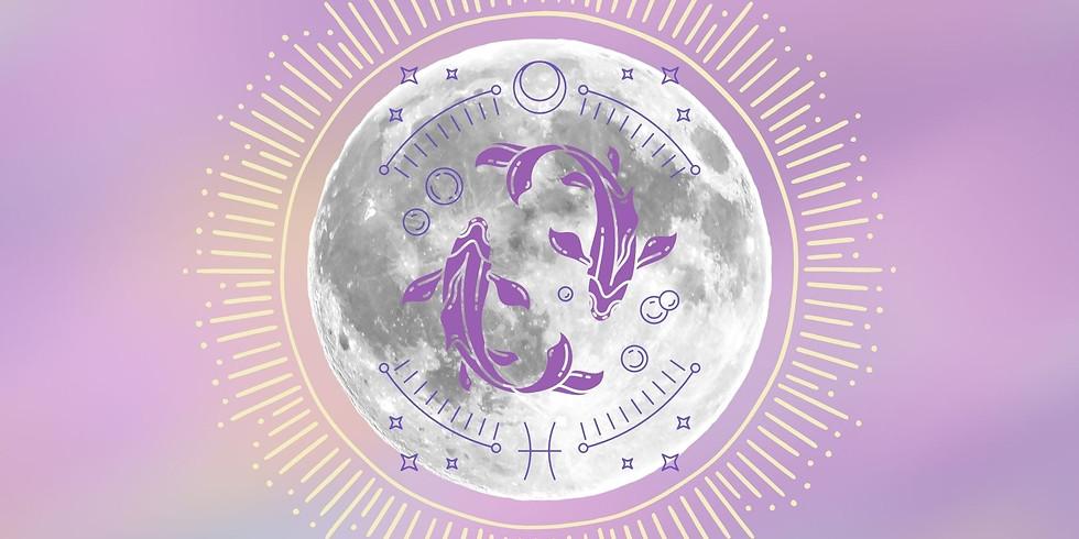 Full Moon Gong:  September