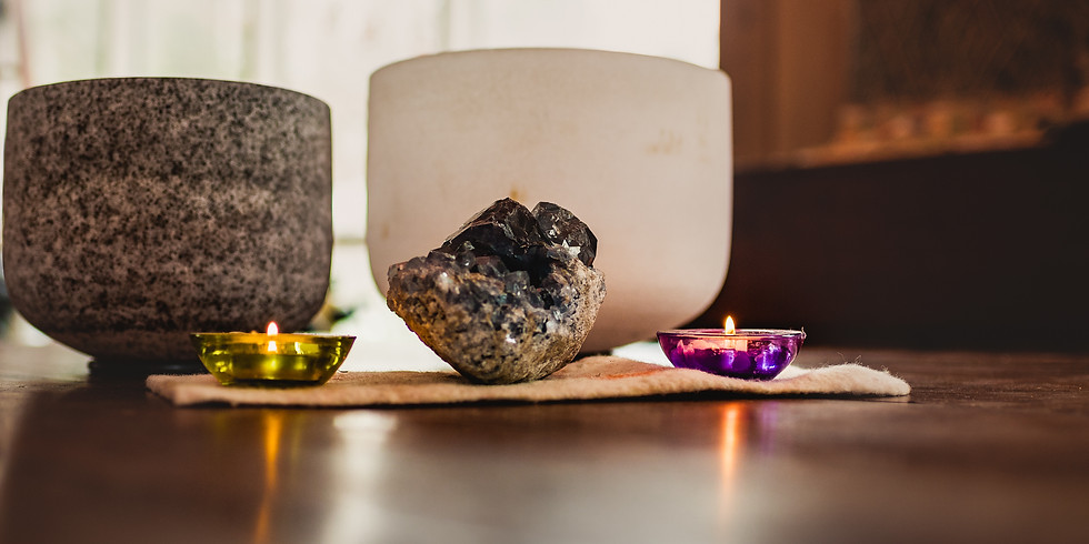 Candlelight, Crystals and Gongbath