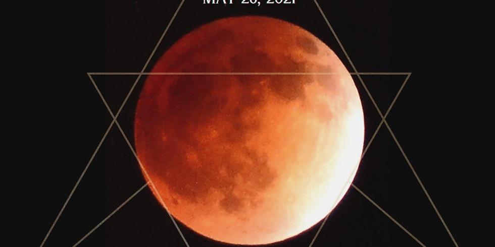 Full Moon Gong: MAY (Flower Moon)