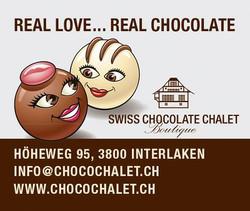 Swiss Chocolate Chalet Interlaken