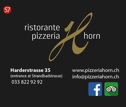 Pizzeria Horn Interlaken